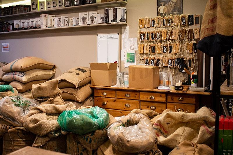 Comptoir Oriental des Cafés coffee roasters