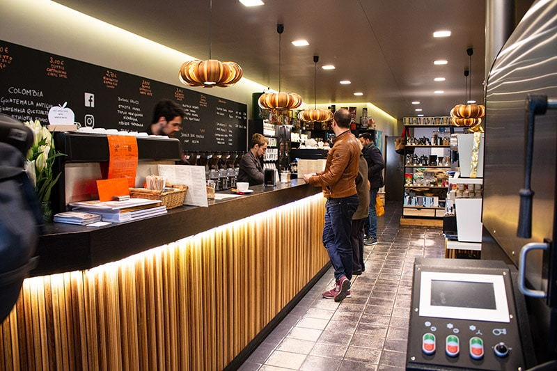 Comptoir Oriental des Cafés coffee bar